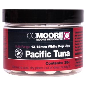 cc moore pacific tuna white pop ups